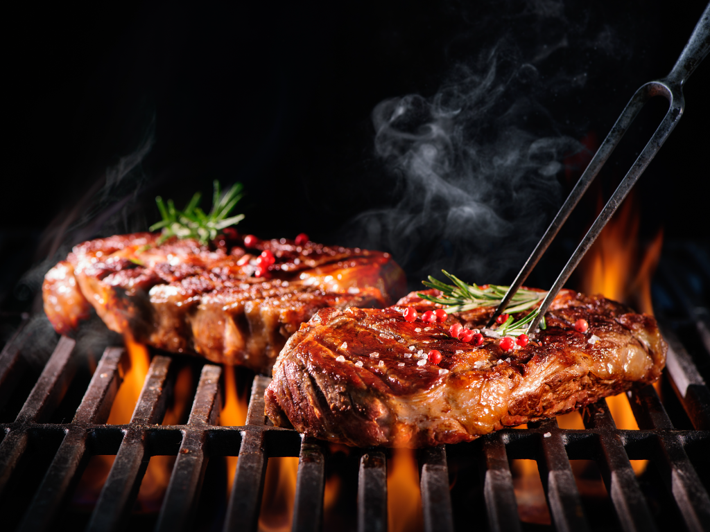 Tips For Grilling A Perfect Steak In The Backyard